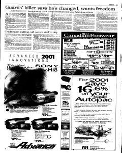 Winnipeg Free Press, February 15, 2001, p. 7