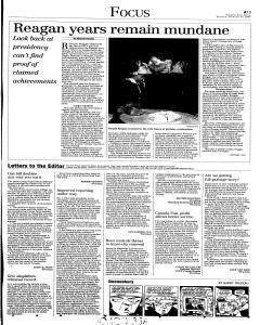 Winnipeg Free Press, February 15, 2001, Page 16