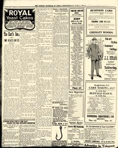 St Johns Evening Telegram Bt
