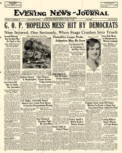 Clovis New Mexico Evening News Journal Archives, Apr 14, 1930
