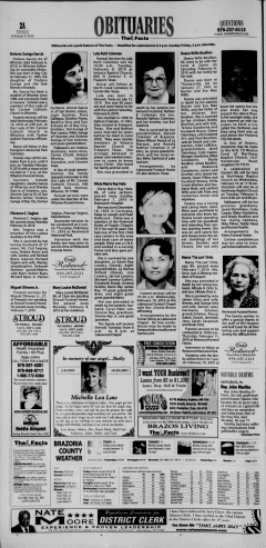Clute Facts Newspaper Archives Feb 9 2010 P 2
