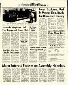 Connellsville Daily Courier Newspaper Archives, Apr 24, 1972