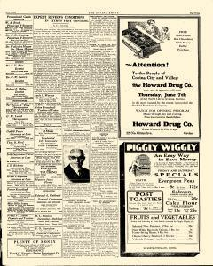 Covina Argus newspaper archives