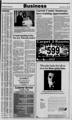 Cumberland Times News Archives, May 11, 1999, p  9