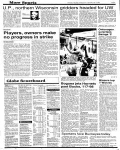 Daily Globe Newspaper Archives, Feb 4, 1995, p  8