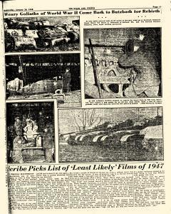 European Stars and Stripes, January 28, 1948, Page 11