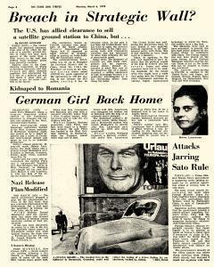 European Stars and Stripes, March 06, 1972, Page 4