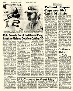 European Stars and Stripes, March 06, 1972, Page 21