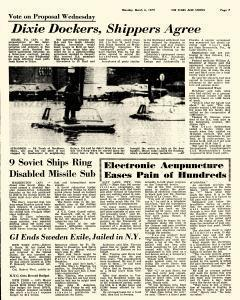 European Stars and Stripes, March 06, 1972, Page 7