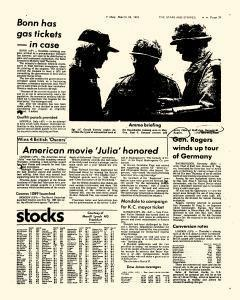 European Stars and Stripes, March 23, 1979, Page 27