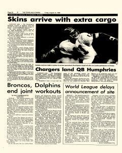 European Stars and Stripes, August 14, 1992, Page 21