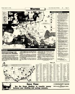 European Stars and Stripes, August 14, 1992, Page 11