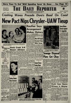 Dover Daily Reporter newspaper archives