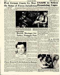 European Stars And Stripes Archives, Aug 24, 1963, p  8