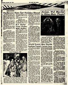 European Stars And Stripes Newspaper Archives