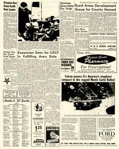 Florence Morning News Archives, Feb 4, 1964, p  3