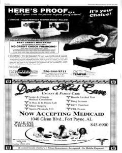 Fort Payne Times Journal Archives Oct 13 2007 P 6