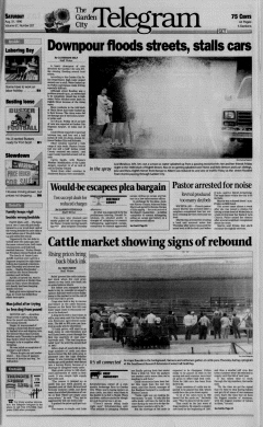 Garden City Telegram Newspaper Archives Aug 31 1996