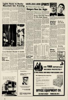 Havre Daily News Newspaper Archives