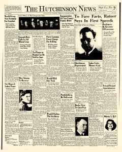 Hutchinson News newspaper archives