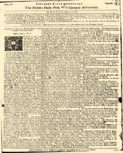 Dublin Daily Post And General Advertiser