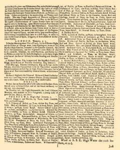 Dublin Evening Post, January 08, 1733, Page 3
