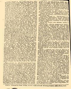 Dublin Gazette, December 12, 1710, Page 2