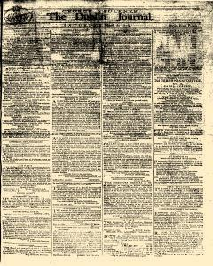 Dublin Journal, March 06, 1802, Page 1