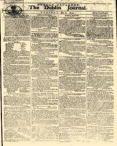 Dublin Journal, July 06, 1802, Page 1