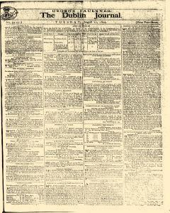 Dublin Journal, August 17, 1802, Page 4
