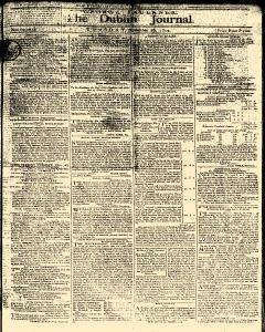 Dublin Journal, November 16, 1802, Page 4