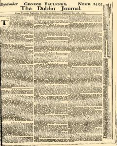 Dublin Journal, September 18, 1850, Page 1