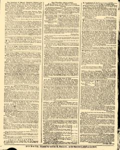 Dublin News Letter, January 17, 1740, Page 4