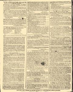 Dublin News Letter, February 14, 1740, Page 4