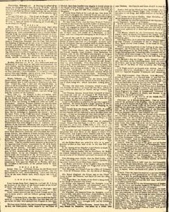 Dublin News Letter, February 21, 1740, Page 2