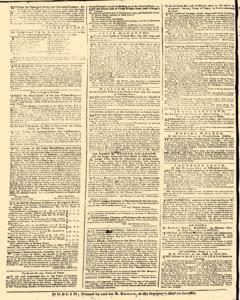 Dublin News Letter, February 21, 1740, Page 4