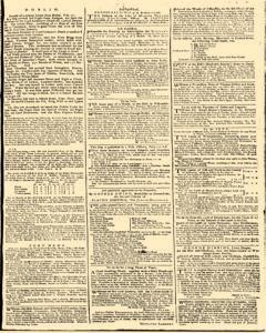 Dublin News Letter, February 21, 1740, Page 3