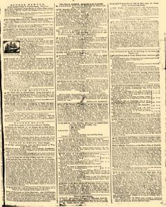 Dublin News Letter, March 14, 1740, Page 3