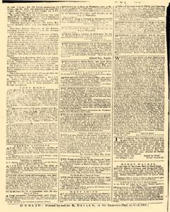 Dublin News Letter, August 26, 1740, Page 4