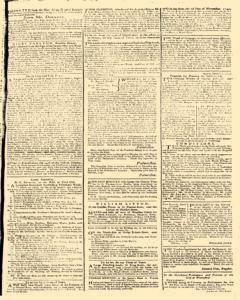 Dublin News Letter, October 25, 1740, Page 3