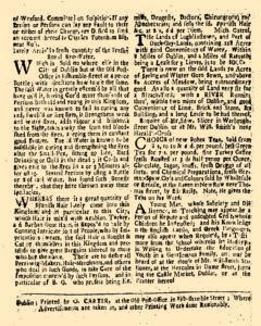 Dublin St James Evening Post, June 24, 1726, Page 4