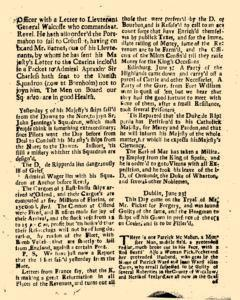 Dublin St James Evening Post, June 24, 1726, Page 3