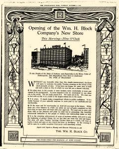 Indianapolis Star newspaper archives