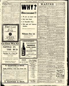 Kingston Gleaner, July 20, 1927, Page 12