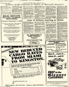 Kingston Gleaner, August 26, 1988, Page 24
