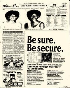 Kingston Gleaner, July 31, 1990, Page 9
