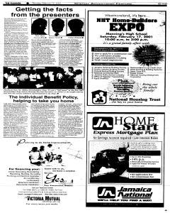 Kingston Gleaner, February 15, 2001, Page 43