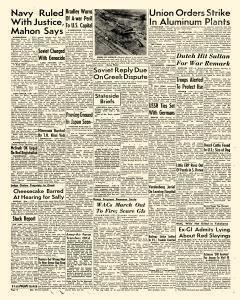 Pacific Stars and Stripes, October 17, 1949, Page 4