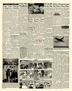 Pacific Stars and Stripes, October 17, 1949, Page 7