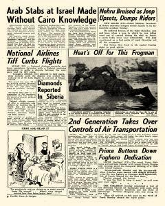 Pacific Stars and Stripes, August 20, 1956, Page 6